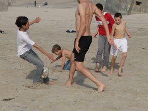 Strandfodbold