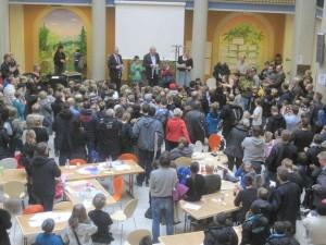 Præmieoverrækkelse til København Open 2012