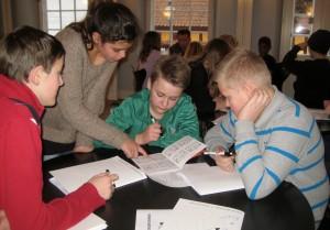 Hjælpetrænerkursus 2013, Aarhus
