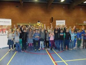 Glade gruppevindere til Randers Gigantstævne 2014